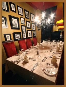 Saskia Fine Dining